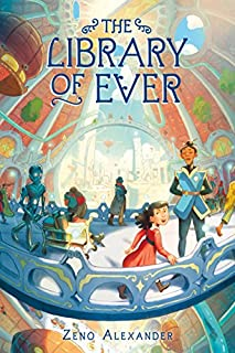 Book Cover: The Library of Ever