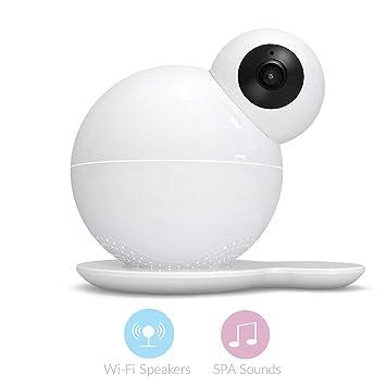 Tookne Video Baby Monitor, cámara de Monitor de bebé 1080P ...