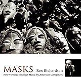 Masks by Rex Richardson