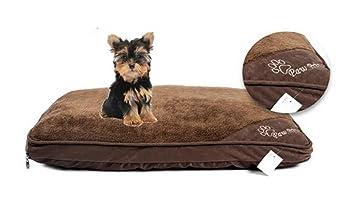 Tappeto Morbido Per Cani : Tappeto cuscino antiscivolo imbottito per animali cuccia cani