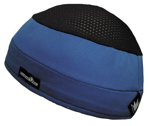 Do Wrap/Wickie Wear Genuine Do Wrap Sweatvac Ventilator Cap - Blue , Distinct Name: Blue, Size: OSFM, Primary Color: - Cap Mens Ventilator Mesh