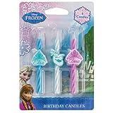 Disney's Frozen Icon Birthday Cake Candles - 6 pc