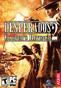 Amazon Com Desperados 2 Cooper S Revenge Pc Video Games