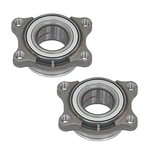 2006 Infiniti G35 Awd (DRIVESTAR 513311x2 Pair:2 New Front Left and Right Wheel hub Bearing for 04-06 Infiniti G350 AWD)