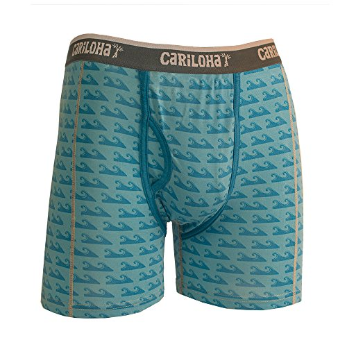 5468eb2ea9 Cariloha Men s Bamboo Underwear by Most Comfortable Boxer Briefs With Fly -  Buy 3 Get 1 Free See How (Large
