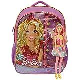 "Best Barbie Book Bags - Barbie 16"" Shine On Kids Children Toddler School Review"