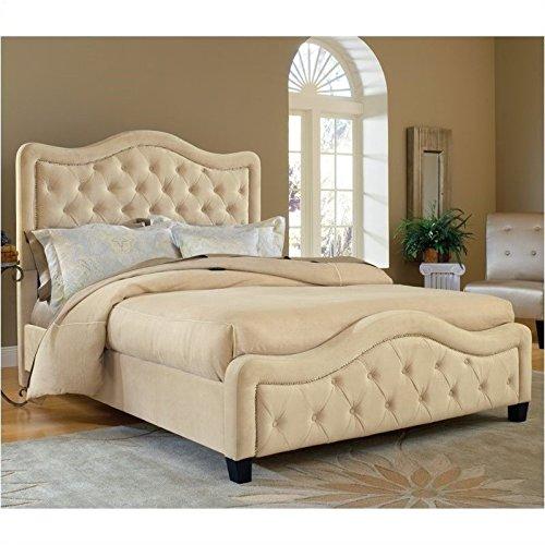 Upholstered Bedroom Set: Amazon.com