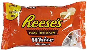 Reese's Minis Cups White