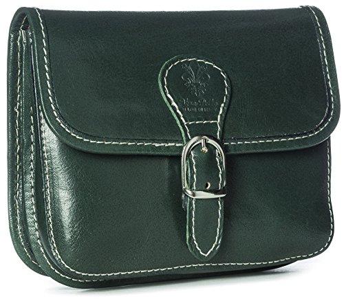 Handbag Tracolla Shop A Borsa One deep Verde Green Donna Big v1qOUq
