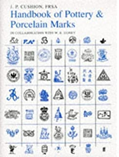 Handbook of Pottery and Porcelain Marks: Amazon co uk: John P