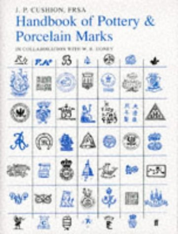 Handbook of Pottery and Porcelain (Japanese Porcelain Marks)