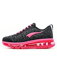 ONEMIX Womens Air Cushion Running Shoes Lightweight Walking Jogging Gym Outdoor Exercise Drive Athletic Sneakers