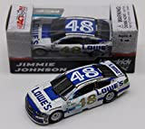 Lionel Racing Jimmie Johnson 2017 Lowe's Darlington Throwback NASCAR Diecast 1:64 Scale