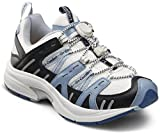 Dr. Comfort Women's Refresh Blue 8 Medium (A/B) Diabetic Athletic Shoes Review