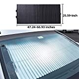 Seineca Car Windshield Sun Shade with UV Rays Protection for SUV MPV...