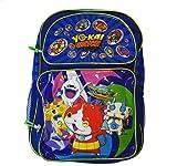 Yo Kai Watch Boys Yo Blue 16 Backpack (One size, Blue)