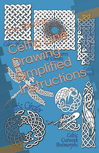 - Celtic Line Drawing - Simplified Instructions