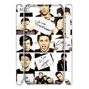 ALICASE Design Diy hard Case One Direction For Iphone 4/4s [Pattern-1]