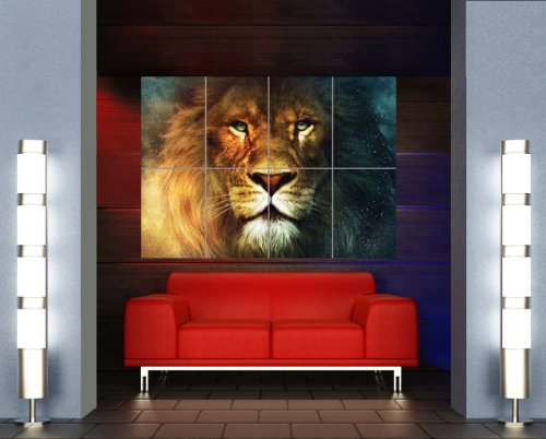 The Chronicles Of Narnia Giant Art Print Poster