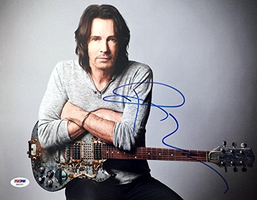 RICK SPRINGFIELD SIGNED AUTOGRAPHED 11x14 PHOTO JESSIE'S GIRL RARE PSA/DNA