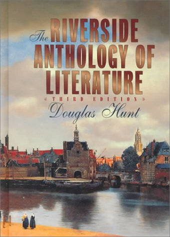 The Riverside Anthology of Literature Third Edition