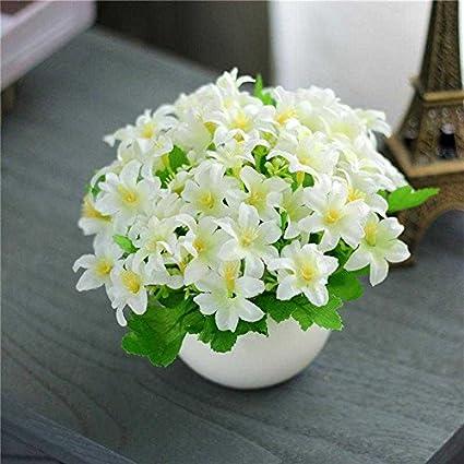 Flor De Plástico Artificial Flor Artificial Conjunto