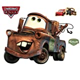 Fathead Mater The World of Cars Wall Decal