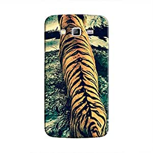 Cover It Up - Water Tiger Galaxy J5 Hard Case
