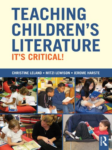 Download Teaching Children's Literature: It's Critical! Pdf