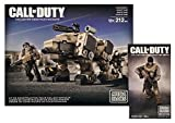 Mega Bloks Call of Duty Claw Assault & Exclusive Ghosts Tactical Combat Mini Action Figure Set (1 of Each)
