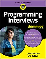 Programming Interviews For Dummies Front Cover