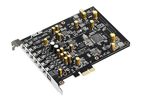 Asus Xonar AE interne 7.1-kanaals PCI-E – Sons kaarten (7.1 kanaal, 32 bits, 110 dB, 103 dB, 24 bits/192 kHz