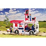 Breyer Classics Rescue Cruiser Mobile Vet Veterinary Clinic Toy by Breyer