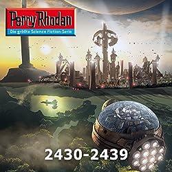 Perry Rhodan: Sammelband 4 (Perry Rhodan 2430-2439)