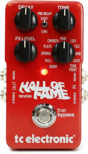 TC Electronic Hall of Fame Reverb Pedal