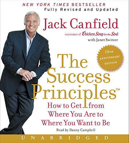 The Success Principles(TM) - 10th Anniversary Edition CD
