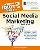img - for The Complete Idiot's Guide to Social Media Marketing: 2nd Edition book / textbook / text book
