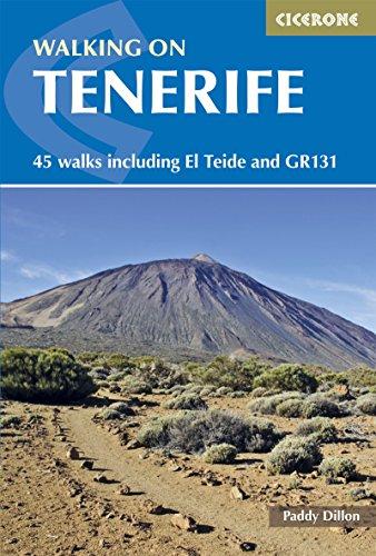 Amazon.com: Walking on Tenerife: 45 walks including El Teide ...