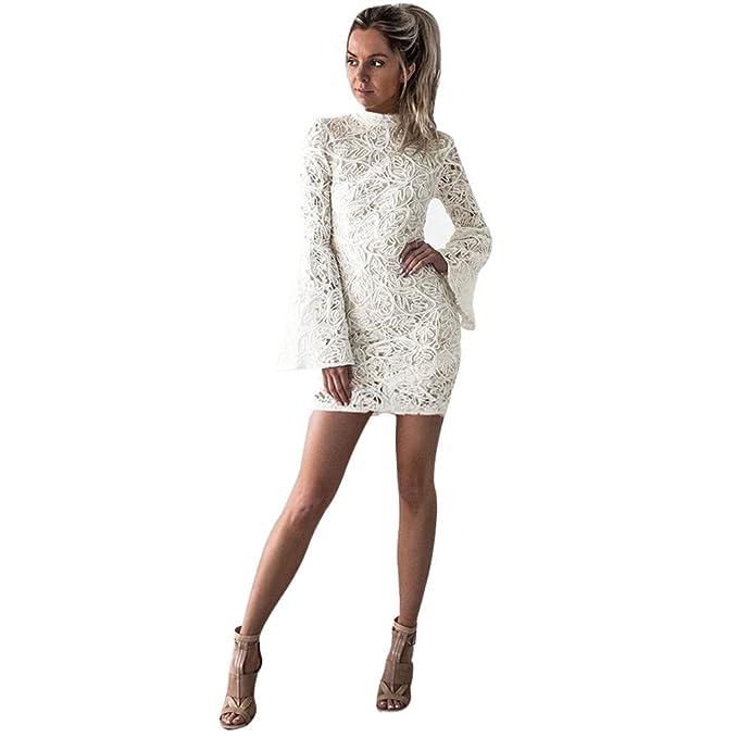 Bekleidung Loveso Kleid Sommerkleider Herbst Kleidung Damen Mode ...