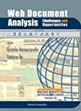 Web Document Analysis, Apostolos Antonacopoulos and Jianying Hu, 9812385827