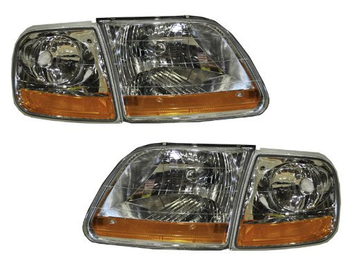 01 f250 head lights - 7