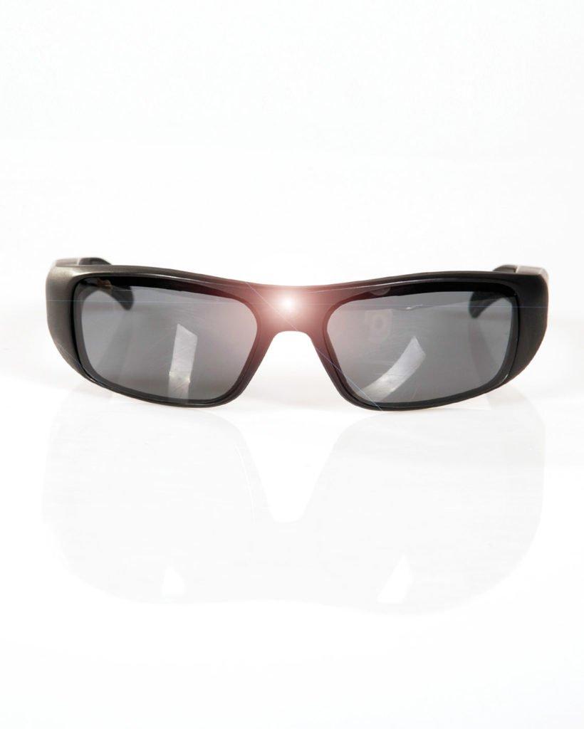 Brille errebi MFI Sonnenbrille Waterproof Innovation Schwarz Polarisiert für Sportler