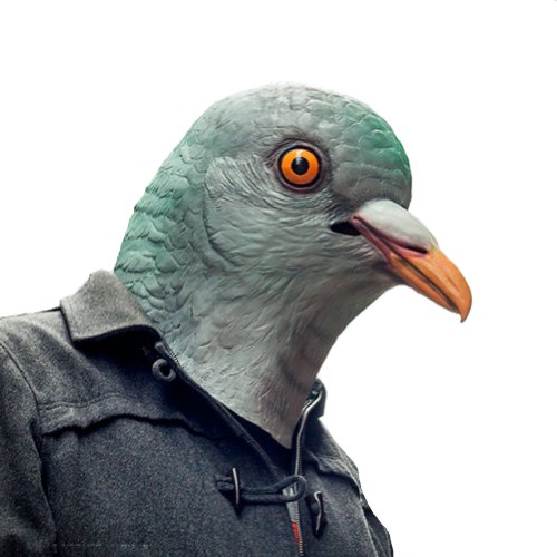 Accoutrements Pigeon Mask