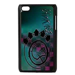 Custom High Quality WUCHAOGUI Phone case Blink 182 Pattern Protective Case FOR IPod Touch 4th - Case-3