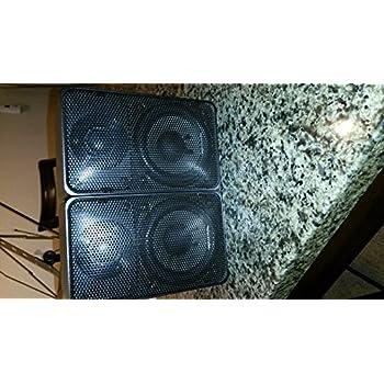 Realistic Minimus 7 Bookshelf Stereo Speakers