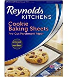 Reynolds Cookie Baking Sheets Non-Stick Parchment Paper, 25 Sheet, 4 Count