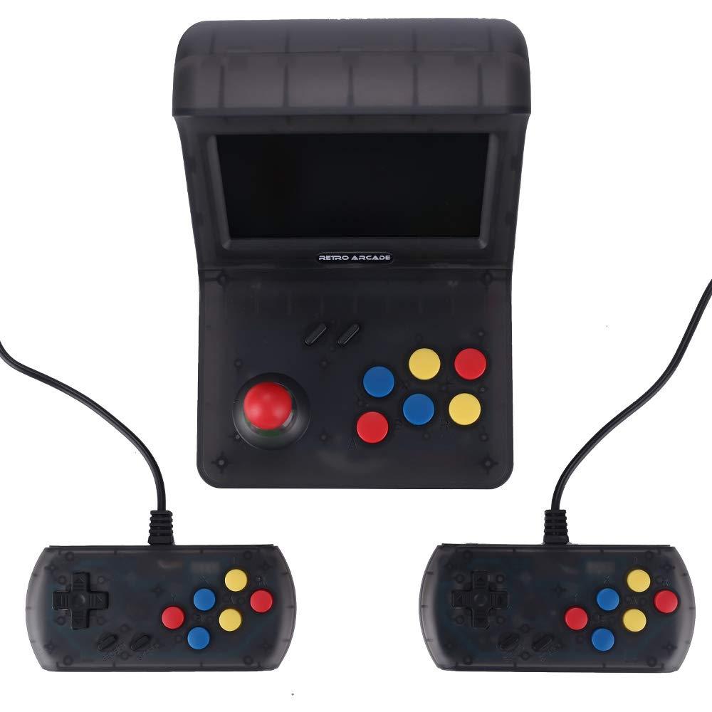 Goolsky RS-07ゲーム機 ゲームコンソール 内蔵3000 ゲーム レーシング 戦闘 戦略 冒険など 4.3