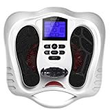 Foot Circulation Plus - Medic Foot Massager Machine with TENS Unit,...