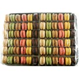 French Almond Macaroons - 72 pcs