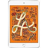iPad Mini 5 Apple com 256GB, Wi-Fi, Tela 7,9'', Sensor Touch ID, Bluetooth, Câmera iSight 8MP, FaceTime HD e iOS 12 - Prata